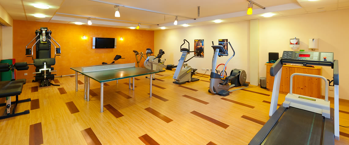 Fitnessraum hotel  Fitness, Hotel Schladming Vitaler Landauerhof